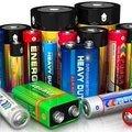 Акумулятори, батарейки АА, AAA та ін.